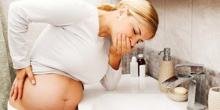 Hamilelikte Bulantı