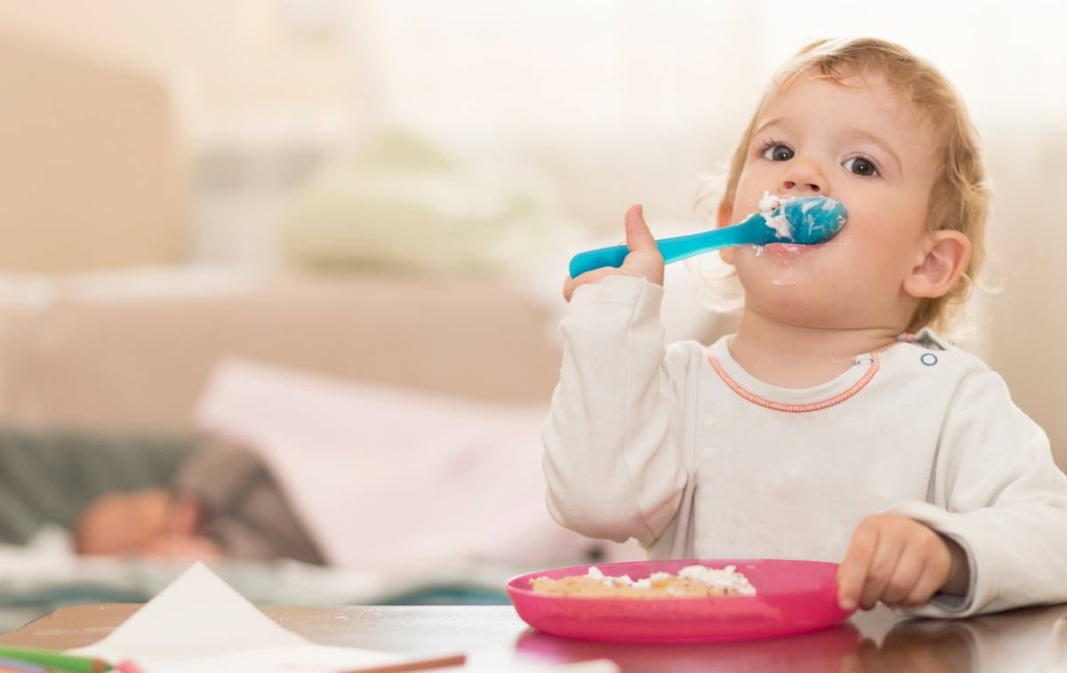 12 Aylık Bebeğiniz İçin Beslenme Programı