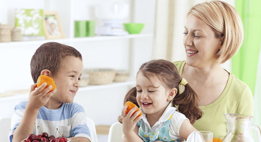 3-7 Yaş Çocuklarda Beslenme