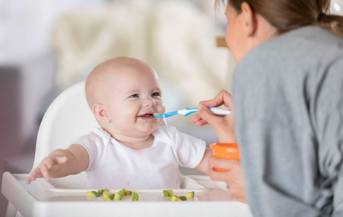 8 Aylık Bebeğiniz İçin Beslenme Programı