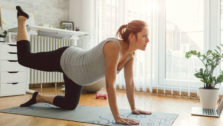 Hamilelikte (gebelikte) hangi egzersizler yapılmalı?