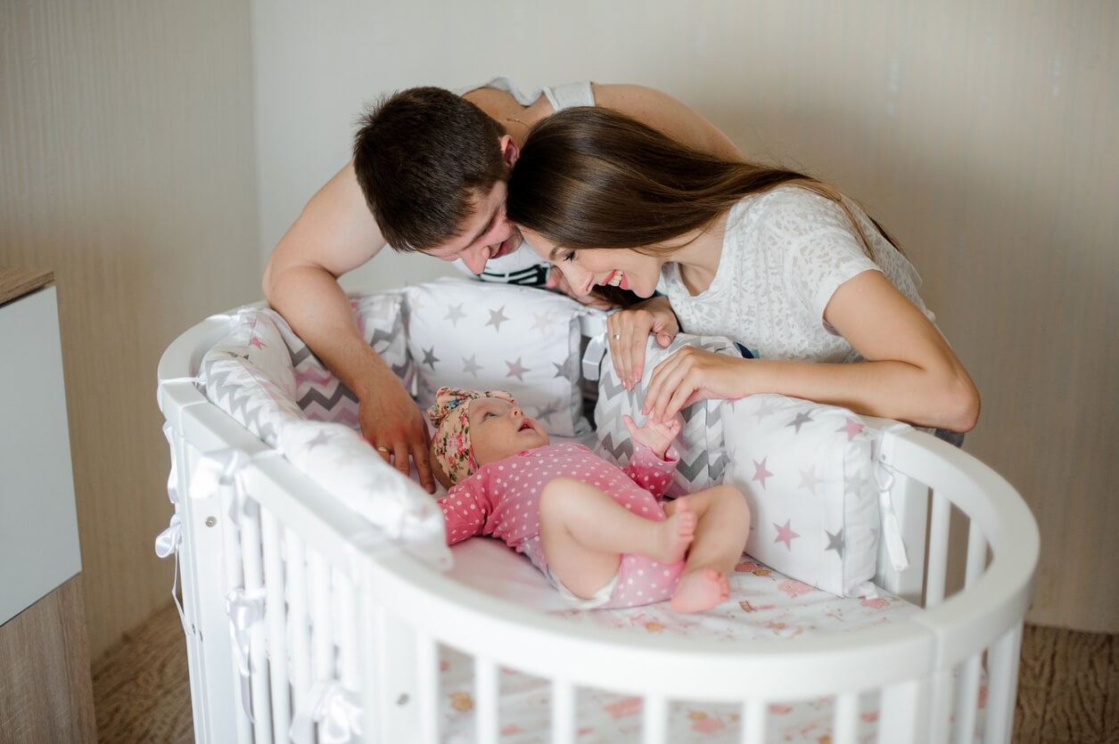 Bebeğinizi Kendi Odasına ve Yatağına Alıştırmak