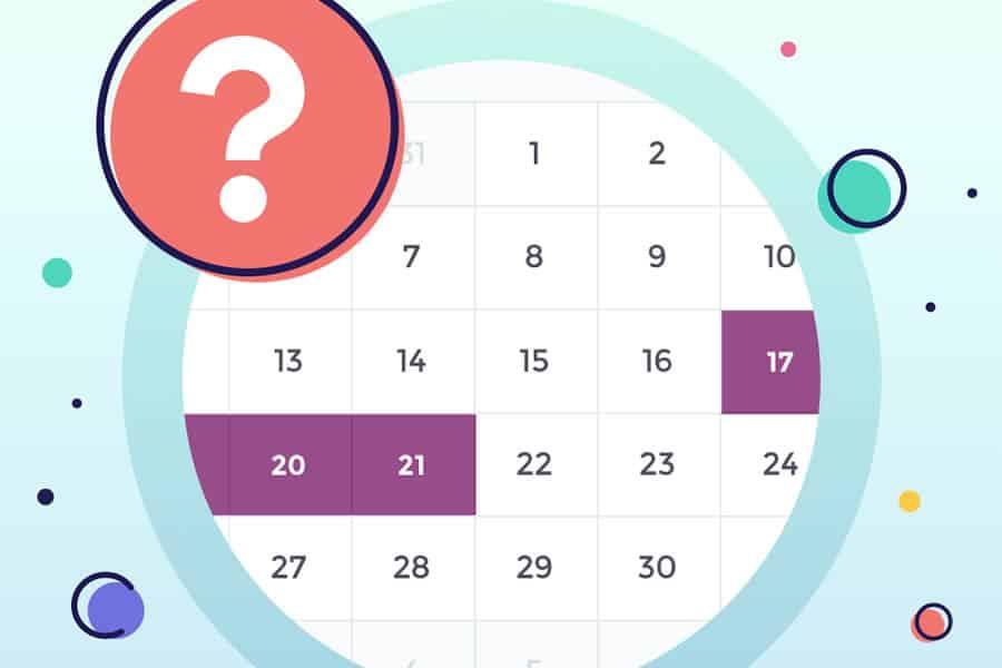Hamile kalma günleri – Gebe kalma tarihi hesaplama