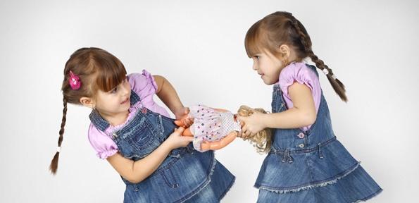 Küçük çocuklara paylaşmayı öğretme