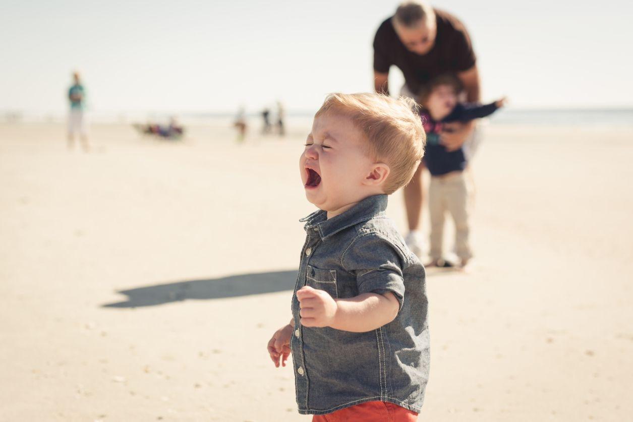 Yeni yürümeye başlayan çocuklar neden agresif olurlar?