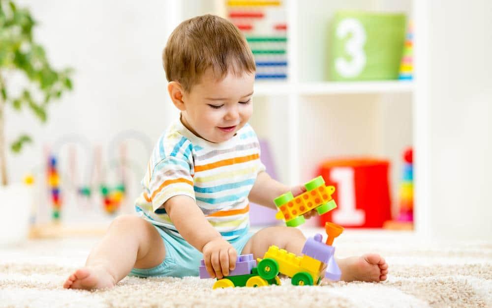 9 Aylık Bebek Aktiviteleri