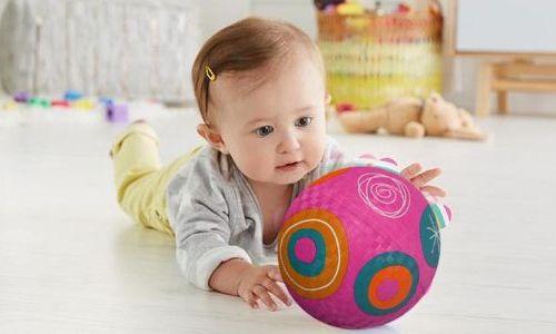 7 Aylık Bebek Aktiviteleri