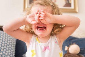 Çocuğum Ağlama Krizine Girdiğinde Ne Yapmalıyım?
