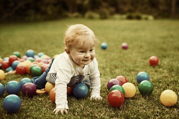 8 Aylık Bebek Aktiviteleri