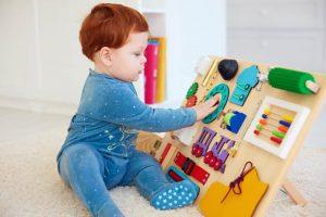 12 Aylık Bebek Aktiviteleri