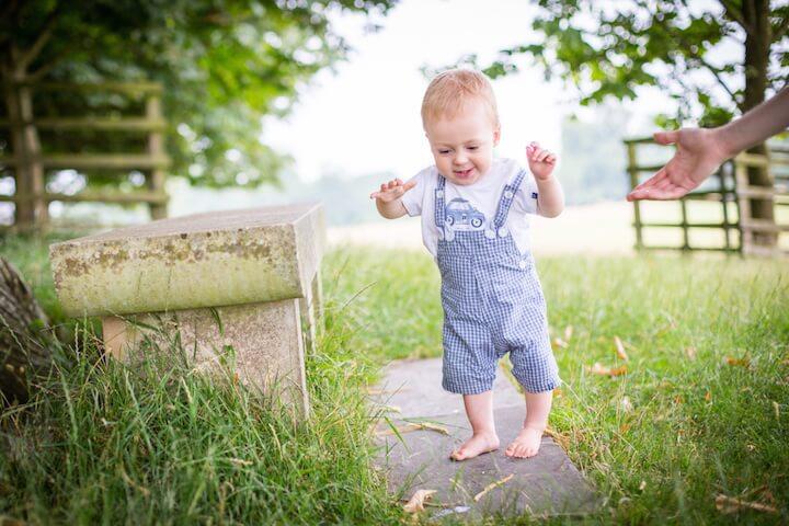 Bebeğim Neden Yürümüyor?