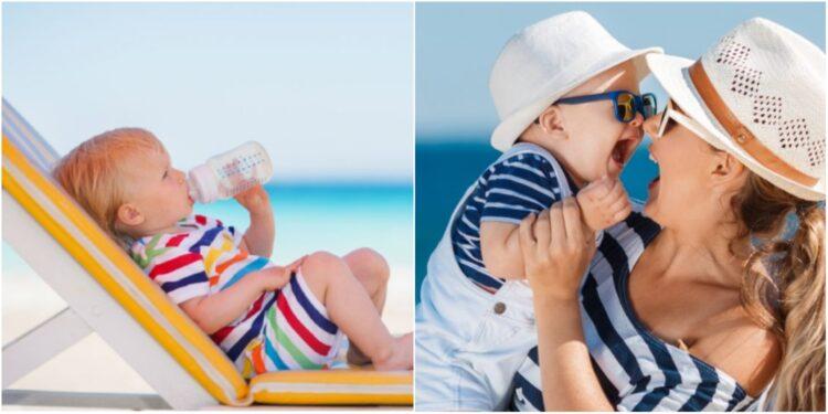 Yaz Aylarında Bebek Bakımıyla İlgili 5 İpucu